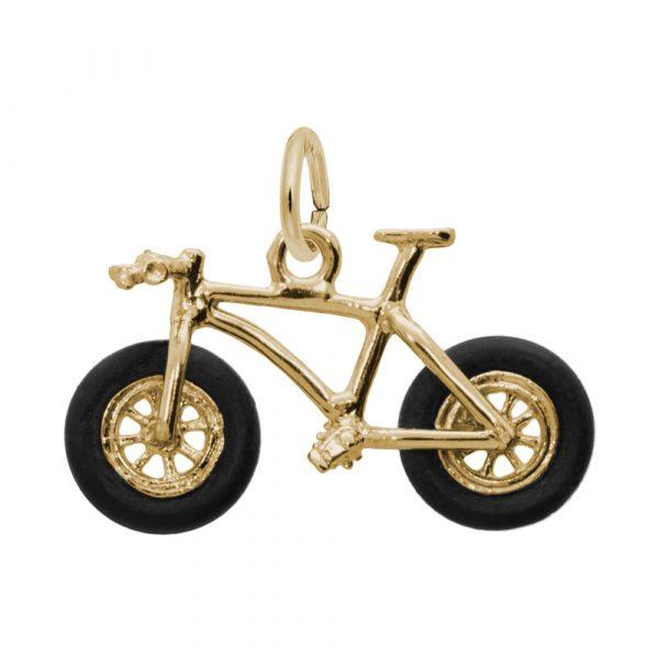 Fat Tire Bike Gold